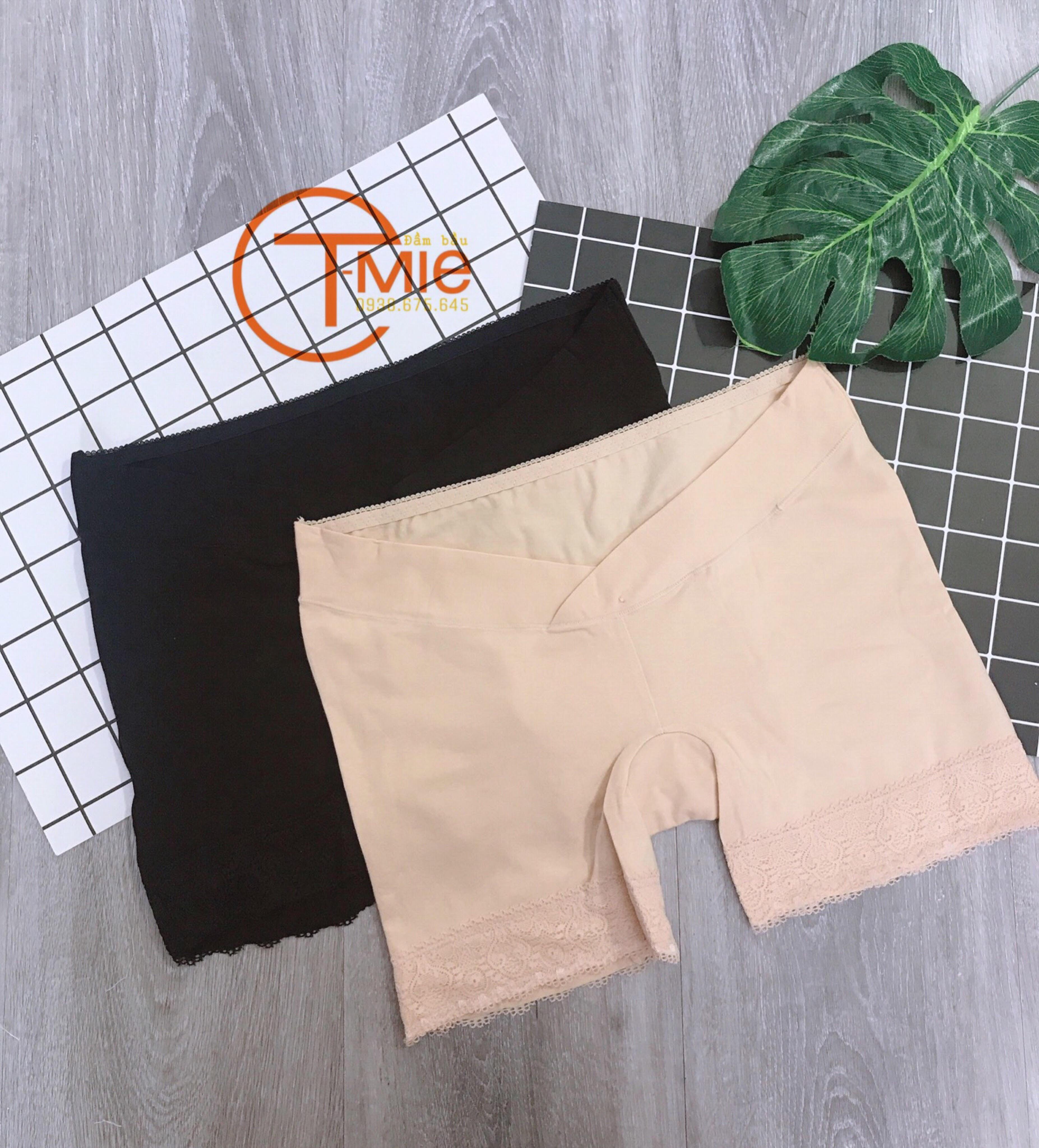 Quần lót váy lưng thấp
